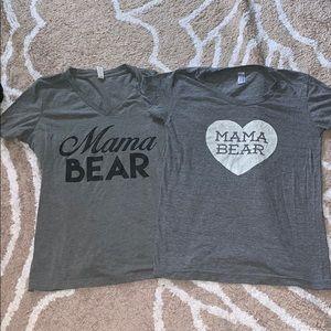 Tops - Two Mama Bear Tees